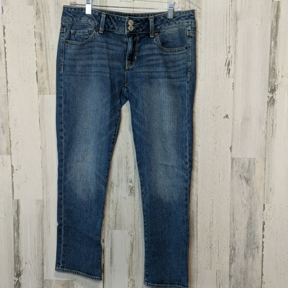 American Eagle Outfitters Denim - AMERICAN EAGLE Artist Stretch Skinny Jeans Size 8